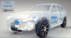 Volvo electrique