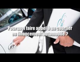 Leasing automobile et l'activité de courtier