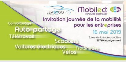 Leasygo Mobilect location longue durée électrique