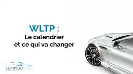 WLTP, ce qui va changer LEASYGO
